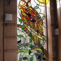 Atelier de la Licorne à Ardin - Vitraux d'art Magali Bauchy, Meilleur Ouvrier de France - Création et restauration de vitraux d'art, vitrail et vitrailliste en deux sevres, vendee et poitou charentes