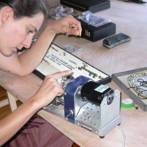 Atelier de la Licorne à Ardin - Vitraux d'art Magali Bauchy, Meilleur Ouvrier de France - Création et restauration de vitraux d'art